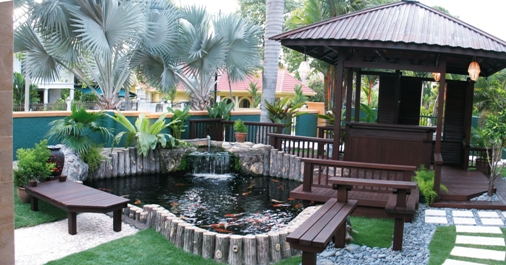 Remodel your home to boost its value malaysia premier for Backyard design ideas malaysia