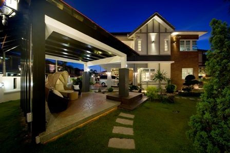 Modern house design in malaysia House modern
