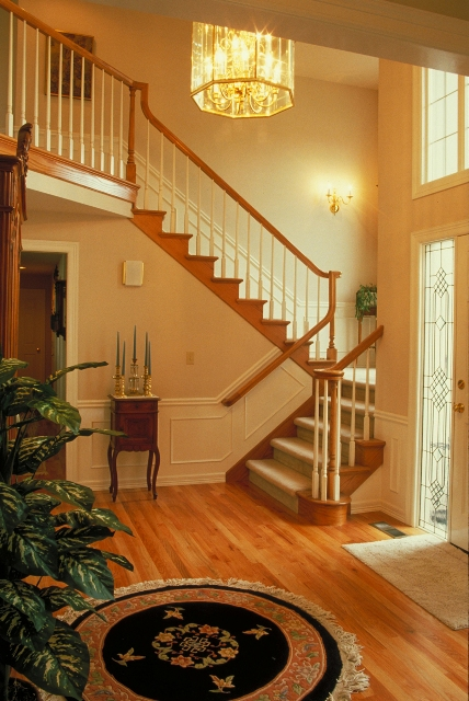 Nice The Staircase Is One Of The Important Internal Features Of A Home To  Observe.