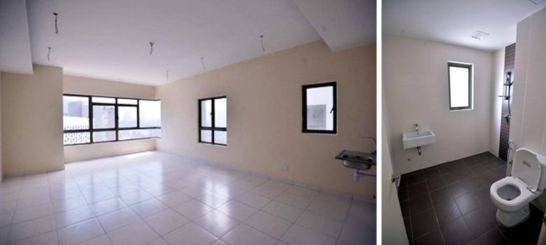 Compact And Convenient Studio Apartment For Couples In Damansara Perdana