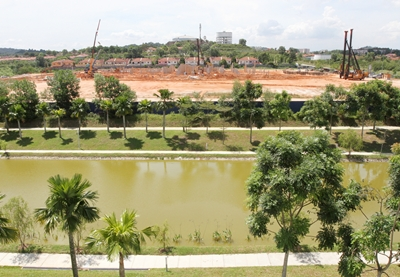 O2 City: Creating a community for the future in Puchong South400
