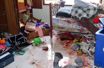 Bloody house break-in in Tapah - Malaysia Premier Property ...