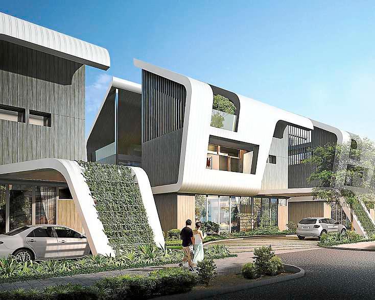 Singaporean eco architect advances sustainable for Architecture design company in malaysia