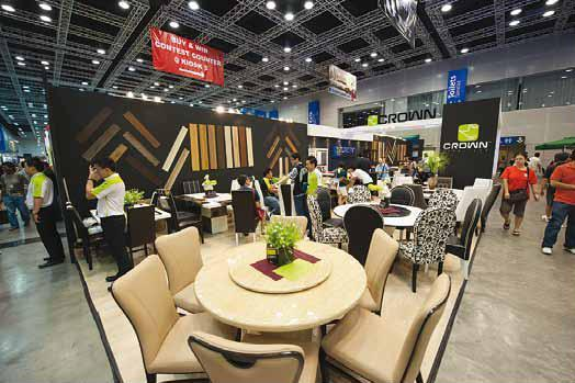 mf3 furniture fair in klcc promises great deals malaysia