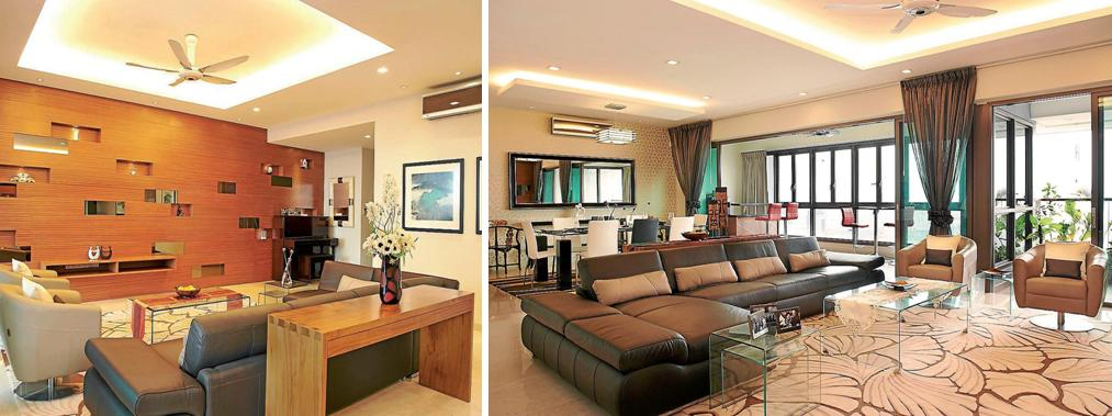 A Spacious Resort Style Condominium Home At Seni Mont