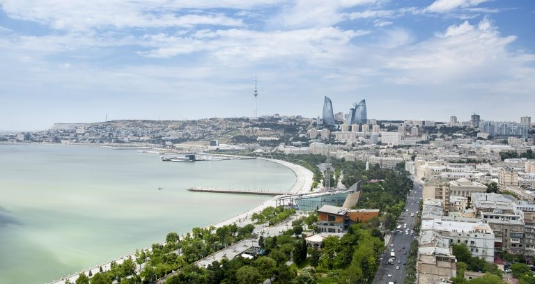 Holiday Baku Azerbaijan Baku Azerbaijan Poised to