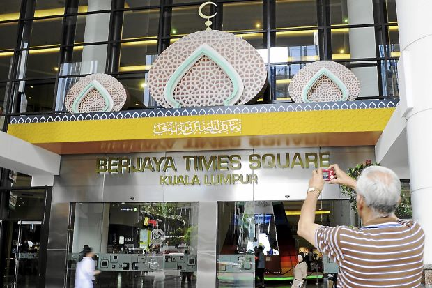 Malls In Klang Valley Pull Out All The Stops For Coming Raya Malaysia Premier Property And
