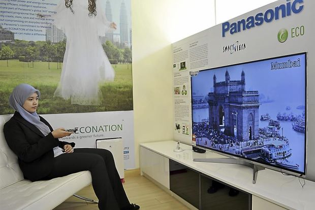 Panasonic's take on modern appliances on show at home and lifestyle