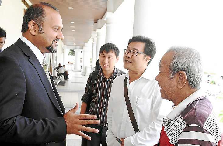 A Destructive Evening Freak Storm In Penang: MPPP: Menara Umno Building Is Safe But Consultant's Report