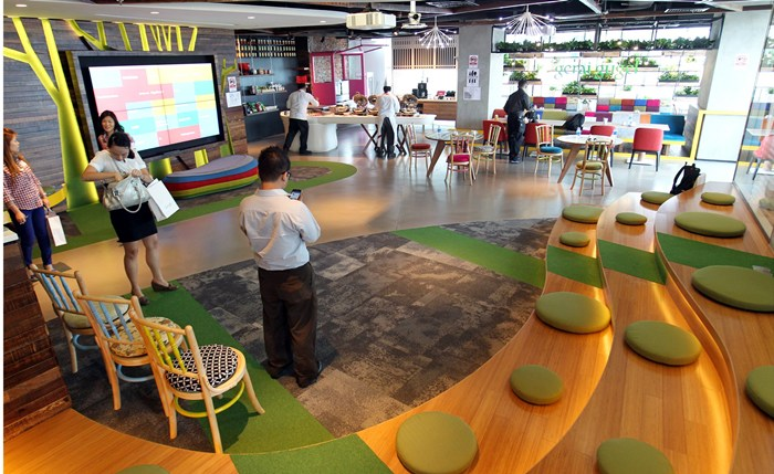 Is This Kl S Coolest Office Malaysia Premier Property