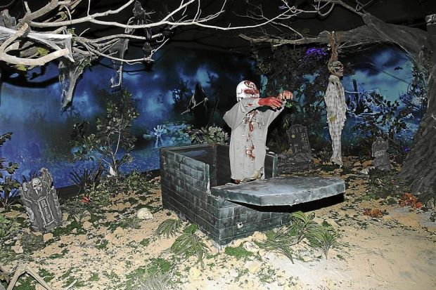 Great Fun For Visitors At New House Of Horror At I City
