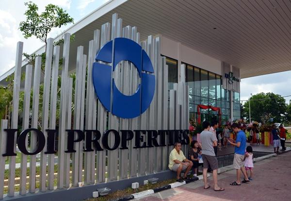 IOI Properties Group Bhd sales gallery in ...