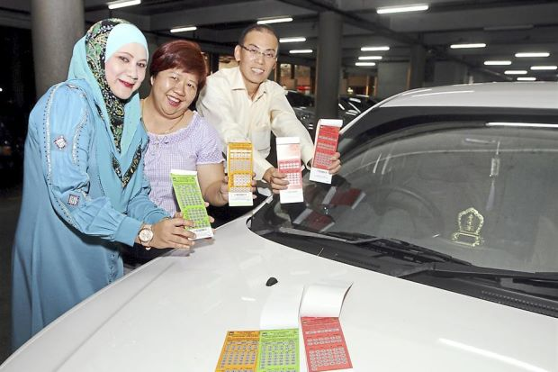 Parking coupon penang where to buy