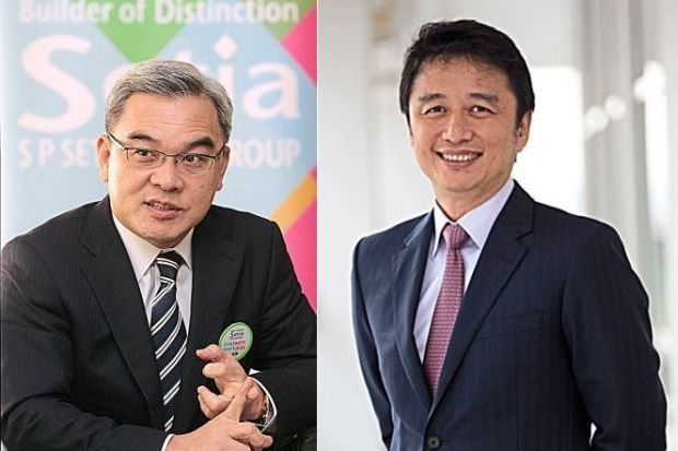 New personalities behind Eco World and Malaysia Aica
