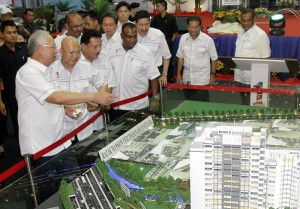 Government committed to providing better housing for all, says Najib