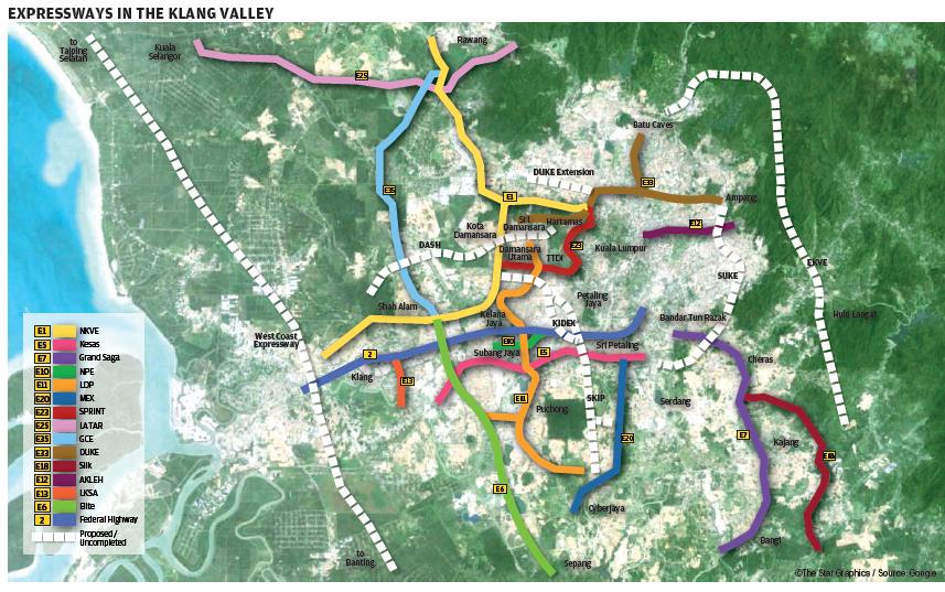 ExpresswaysMap