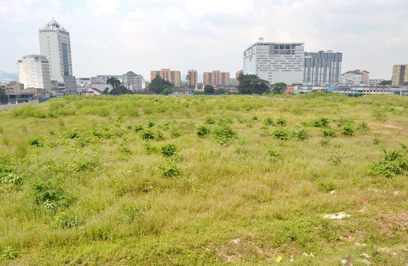 The land which Pudu Prison was built on is now an empty field.