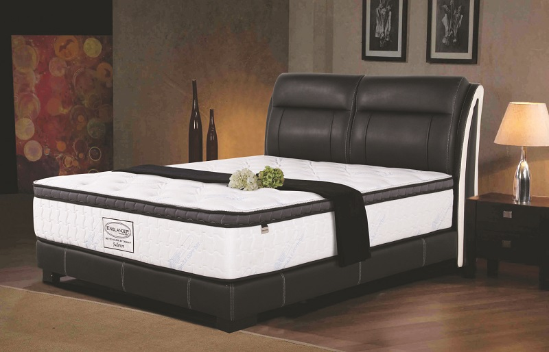 A stress free sleeping experience for Englander mattress