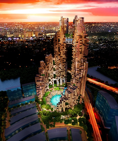 The Jewel@i-City, a 70 storey-architecture icon expected to be launched in 2016, will target multinational and fortune 500 companies to be part of its MSC (multimedia super corridor) office, corporate and commercial components.