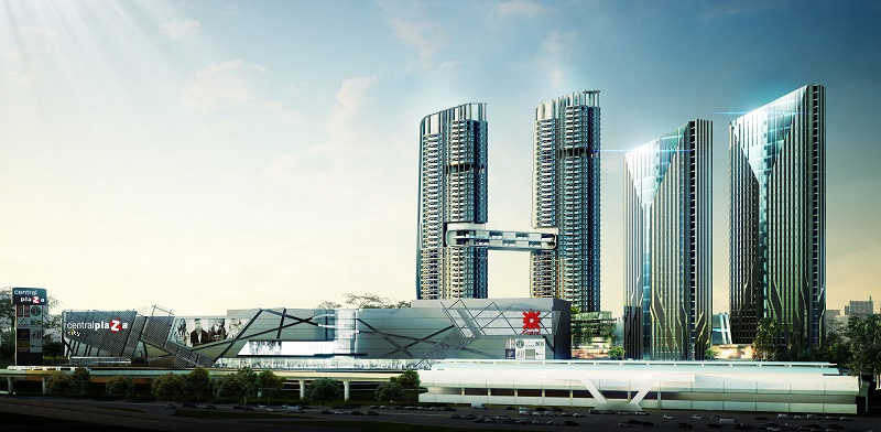 The 1.5 million sq ft CentralPlaza@i-City shopping mall jointly developed by Central Pattana PCL and i-City will transform the Capital of Selangor into a regional shopping destination.