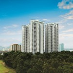 Luxury stands tall: 9 Bukit Utama offers the joy of an urban lifestyle, surrounded by lush green landscapes.
