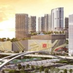 The New York themed Liberty Tower @i-City in Shah Alam priced from RM360,000.