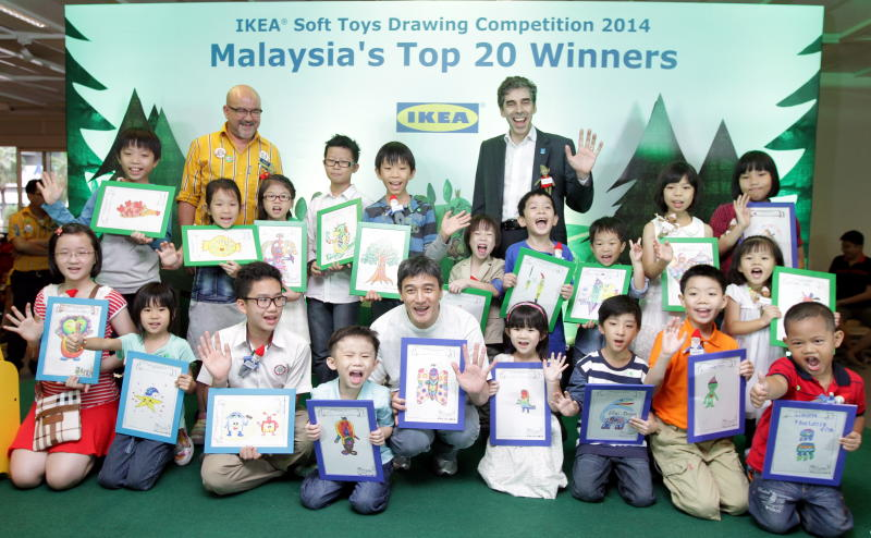 Drawing On Cuteness Malaysia Premier Property And Real