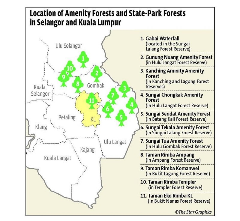 Peninsular Malaysia: Protecting The Forest Is Our Job, Says Forestry D-G