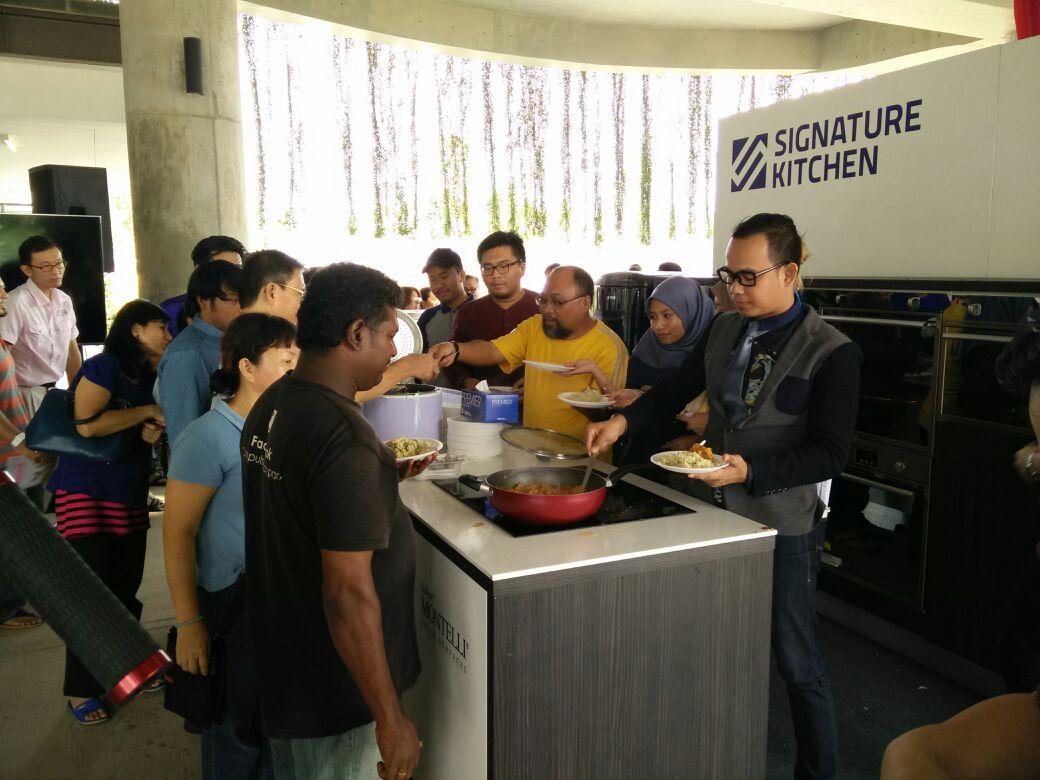 Chef Vault Test Kitchen