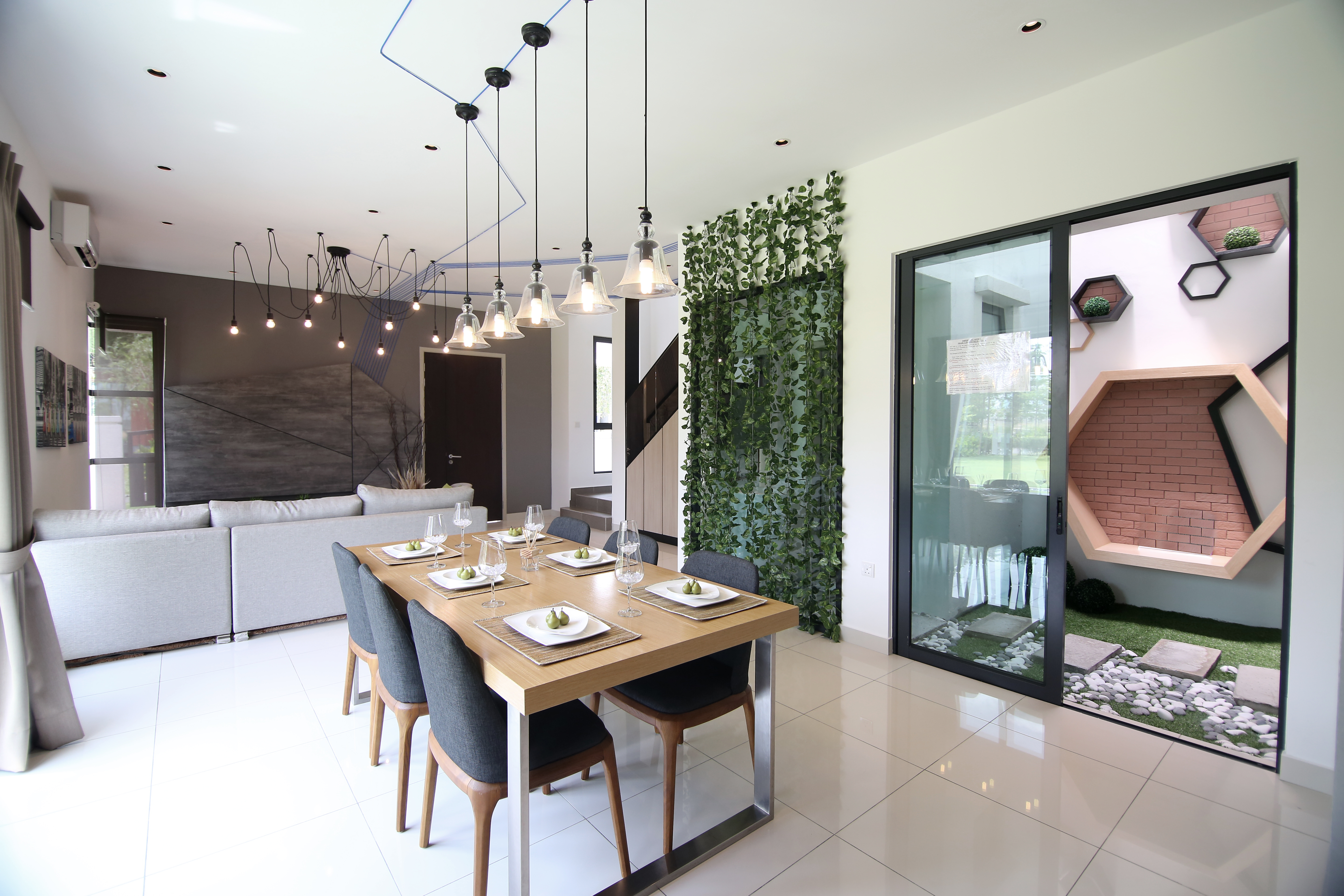 Interior designing small is the new big for Room design malaysia