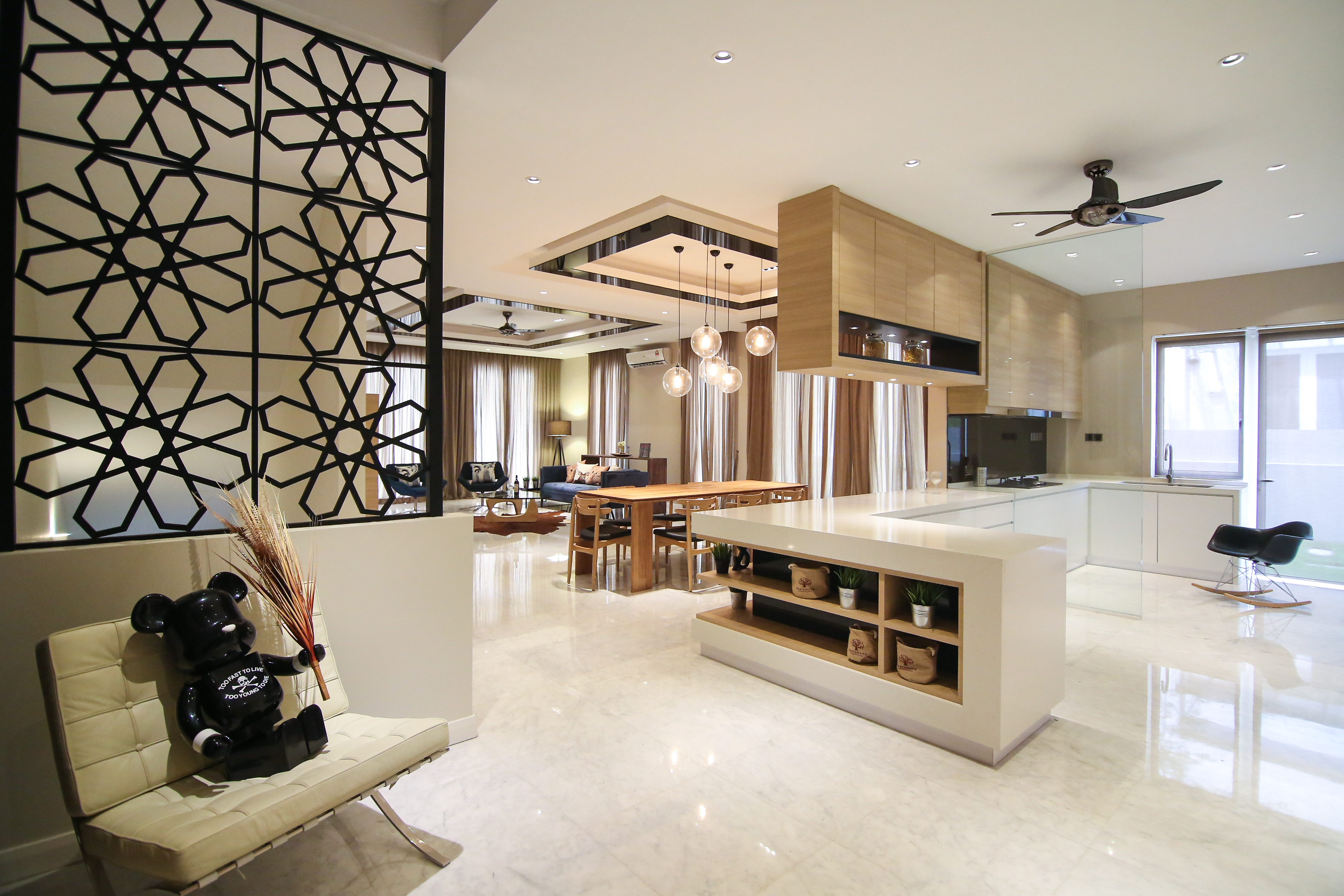 Interior designing small is the new big
