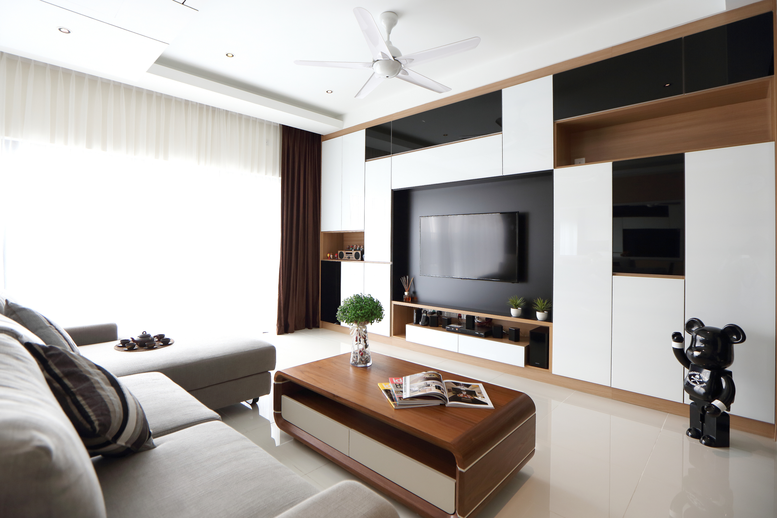 Interior designing small is the new big for Living room ideas malaysia